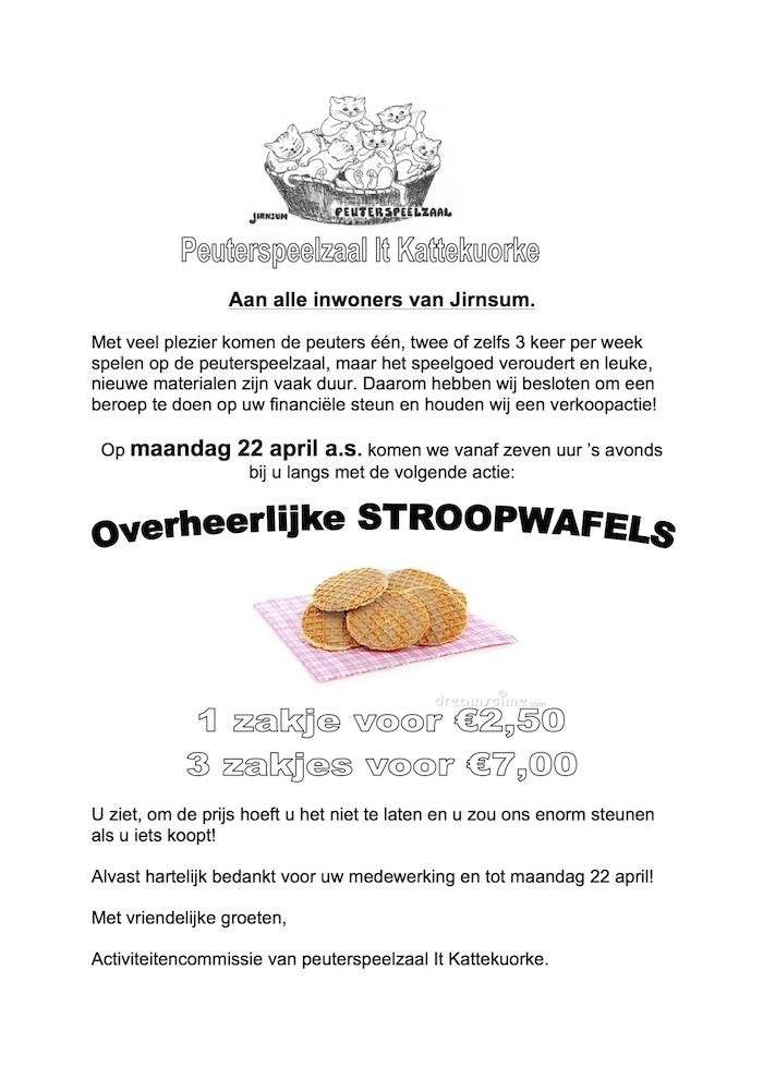 Flyer verkoopactie Stim 2013-1 kopie