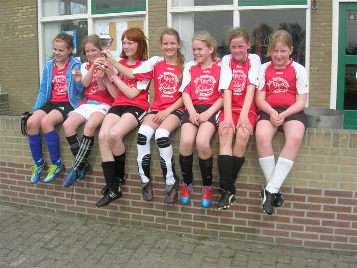 schoolvoetbal radboud