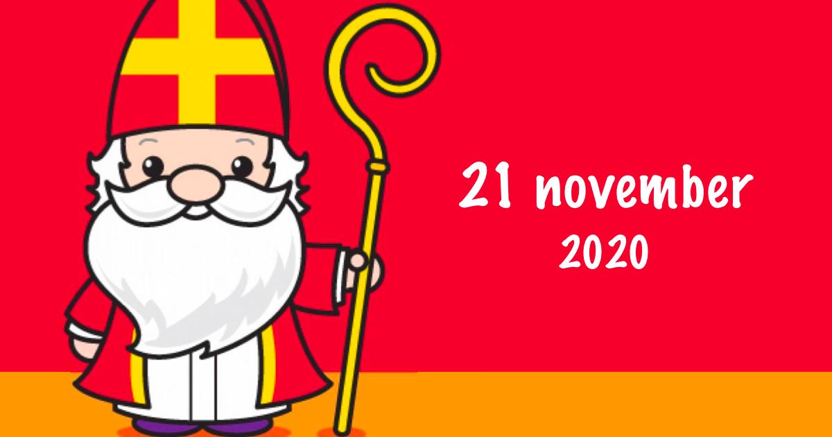 Intocht Sinterklaas in Jirnsum afgelast